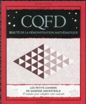CQFD ; beauté de la démonstration mathématique - Couverture - Format classique