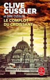 Le complot du croissant - Couverture - Format classique