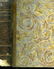 Emile Ou De L'Education - Tome 2 - Collection Classiques Quillet. - Couverture - Format classique
