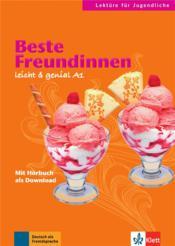 Beste freundinnen ; allemand ; A1-A2 - Couverture - Format classique