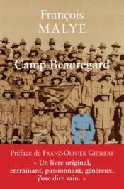 Camp beauregard - Couverture - Format classique