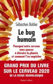 Le bug humain - Couverture - Format classique