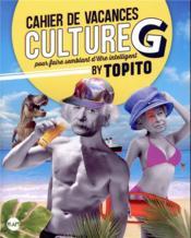 Le cahier de vacances Topito (édition 2019) - Couverture - Format classique