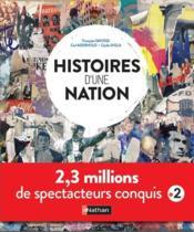 Histoires d'une nation - Couverture - Format classique