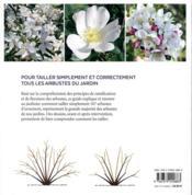 Tailler facilement tous les arbustes d'ornement - 4ème de couverture - Format classique