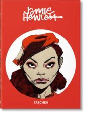 Jamie Hewlett - Couverture - Format classique