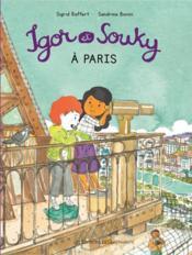 Igor et Souky à Paris - Couverture - Format classique