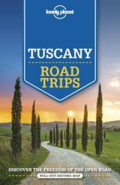 Tuscany road trips (2e édition) - Couverture - Format classique