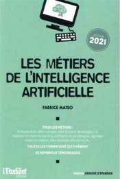 Les métiers de l'intelligence artificielle - Couverture - Format classique