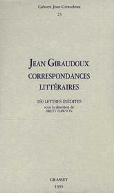 Cahiers Jean Giraudoux T.23 - Couverture - Format classique