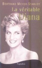 La Veritable ; La Véritable Diana - Couverture - Format classique