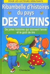 Ribambelle D'Histoires Au Pays Des Lutins - Intérieur - Format classique
