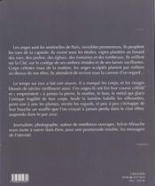 Paris Des Anges - 4ème de couverture - Format classique