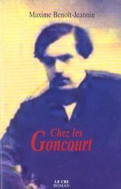 Chez les Goncourt - Intérieur - Format classique