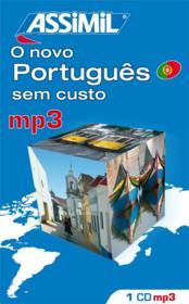 O novo português sem custo - Couverture - Format classique