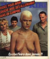 Hara-Kiri Mensuel Journal Bete Et Mechant N°240 - Rasee Pour Avoir Couche Avec Des Allemands Dans Un Camping