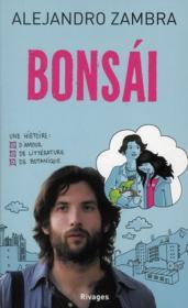 Bonsaï - Couverture - Format classique