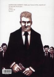 Ismahane T.2 - 4ème de couverture - Format classique