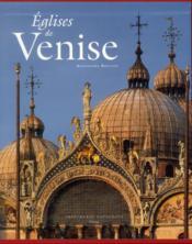 Églises de Venise - Couverture - Format classique