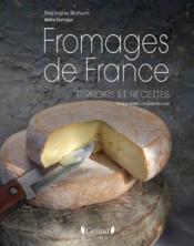 Fromages de France - Couverture - Format classique