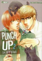 Punch up T.2 - Couverture - Format classique