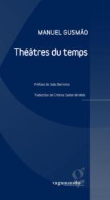 Théâtres du temps - Couverture - Format classique