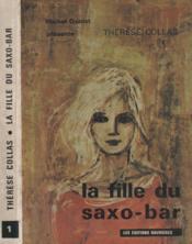 La fille du saxo-bar - Couverture - Format classique
