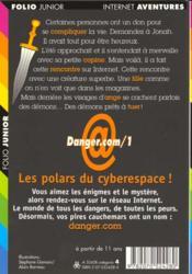 Nom De Code: Gemini 7 - 4ème de couverture - Format classique