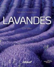 Lavandes - Couverture - Format classique