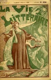 L'Aine. La Vie Litteraire. - Couverture - Format classique