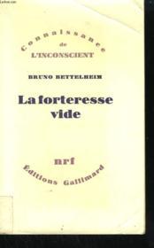 La Forteresse Vide. - Couverture - Format classique