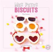 Mes petits biscuits - Couverture - Format classique