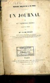 Un Journal / Nouveaux Tableaux De La Vie Privee. - Couverture - Format classique