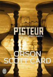 Pisteur livre 2, partie 1 - Couverture - Format classique