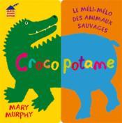 Crocopotame - Couverture - Format classique