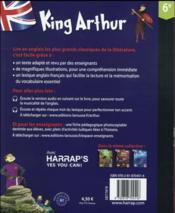 King Arthur - 4ème de couverture - Format classique