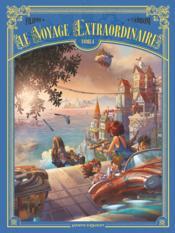 Le voyage extraordinaire T.4 - Couverture - Format classique
