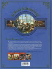 Le voyage extraordinaire T.4 - 4ème de couverture - Format classique