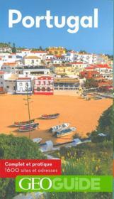GEOGUIDE ; Portugal - Couverture - Format classique