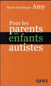 Pour les parents d'enfant autiste - Couverture - Format classique
