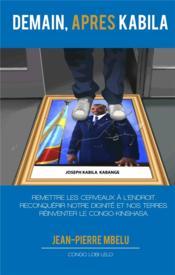 Demain, après Kabila - Couverture - Format classique