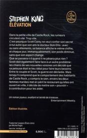 Élévation - 4ème de couverture - Format classique