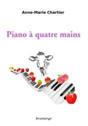 Piano à quatre mains - Couverture - Format classique