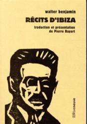 Récits d'Ibiza - Couverture - Format classique