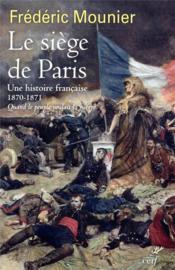 Le siège de Paris - Couverture - Format classique