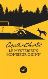 Le mystérieux monsieur Quinn - Couverture - Format classique