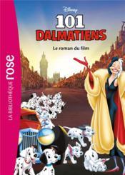 Les 101 dalmatiens, le roman du film - Couverture - Format classique