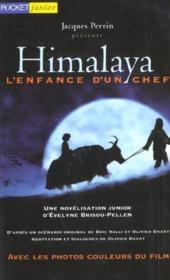 Himalaya ; l'enfance d'un chef - Couverture - Format classique