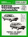 Rta 415.3 Renault 18 Diesel Et Turbo Diesel (80/86) - Couverture - Format classique