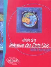 Histoire De La Litterature Des Etats-Unis - Intérieur - Format classique